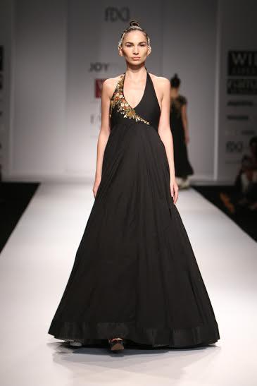 Wills Lifestyle India Fashion Week S S 2015 Joy Mitra